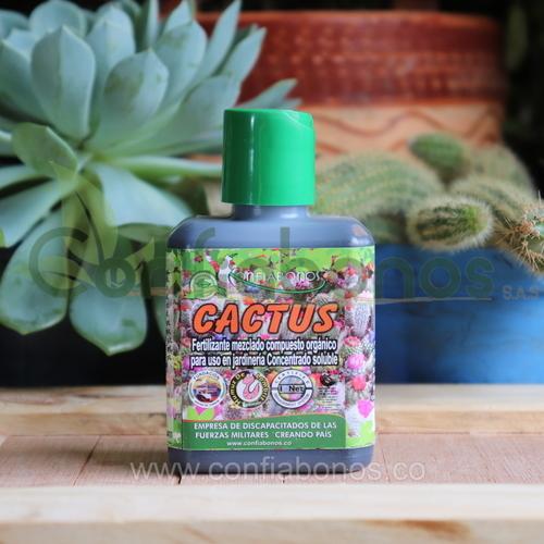 Fertilizantes en bogota Colombia - abonos organicos bogota Colombia - fertilizante liquido para cactus y suculentas - Viveros en bogota Colombia - jardineria – confiabonos