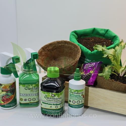 Plantas en bogota Colombia - matas - maticas - kit para jardin en casa - Viveros en bogota Colombia - jardineria - confiabonos