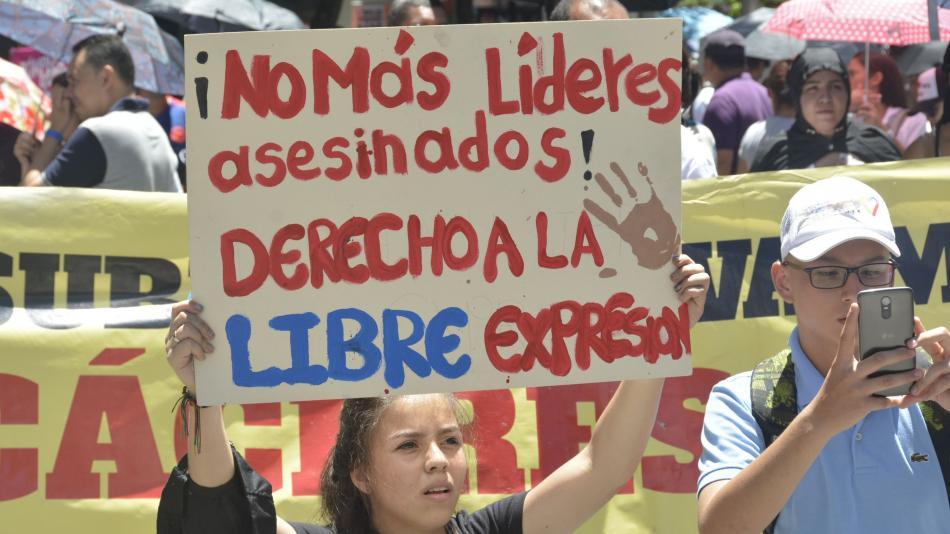 El paro del 28 de abril; Si tenemos algo los Colombianos es que tenemos 1000 razones por la cual luchar